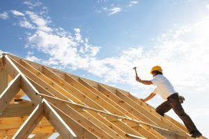 Wooden roof installation services